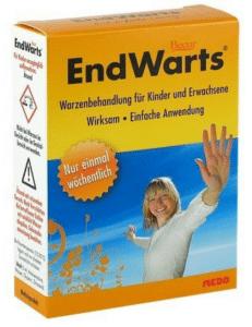 EndWarts Warzenmittel